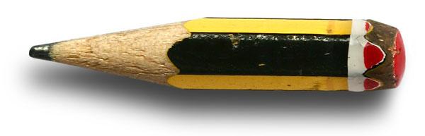 """""""Inhalt"""" - Bleistift"""