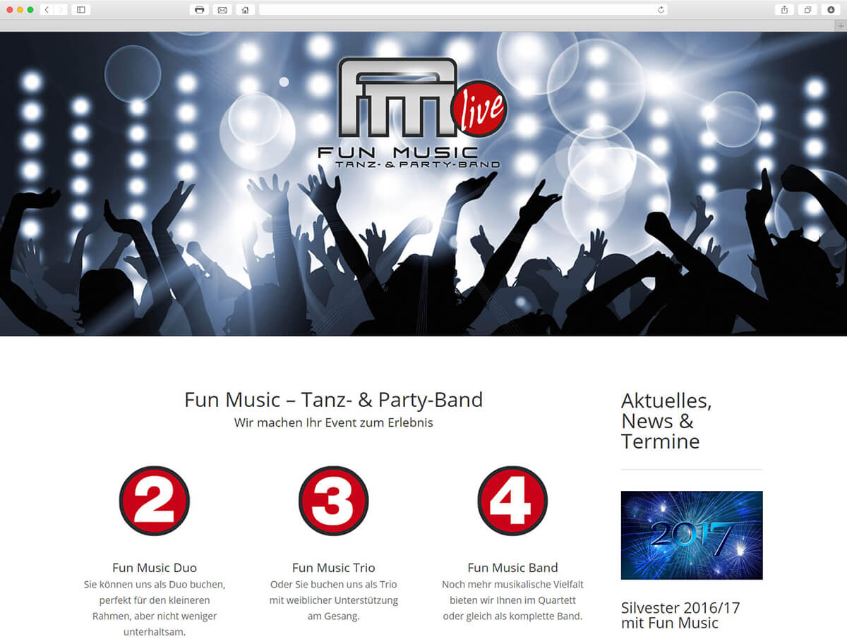 Fun Music Tanzband