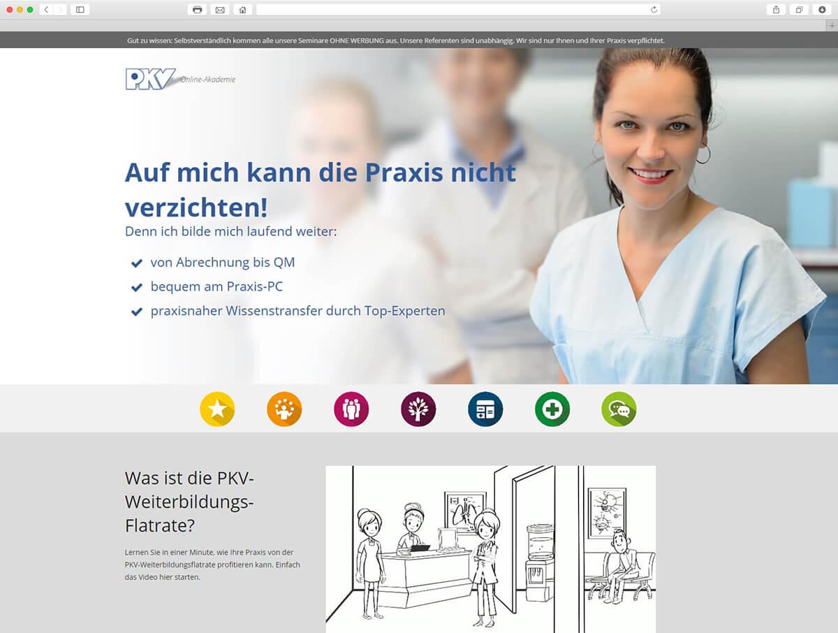 PKV Online-Seminare